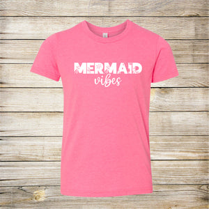 Mermaid Vibes Toddler & Youth Tee