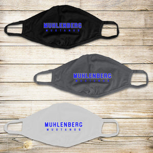 Muhlenberg County Mustangs Protective Masks