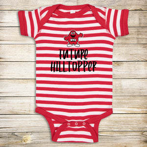 Future Hilltopper Onesie