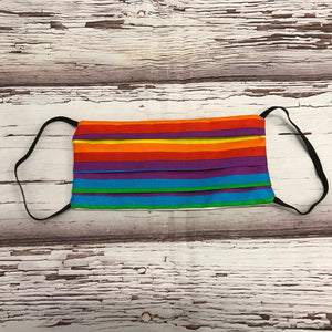 BlueCotton Protective Mask - Rainbow