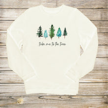 Load image into Gallery viewer, Take Me To The Trees Corduroy Pullover