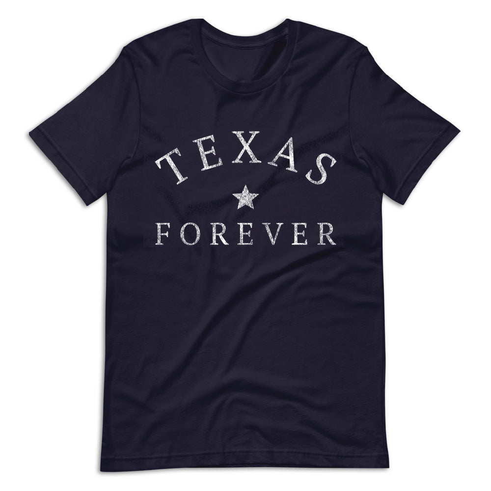 Texas Forever Tee Benefiting Texans Affected by Winter Storm Uri