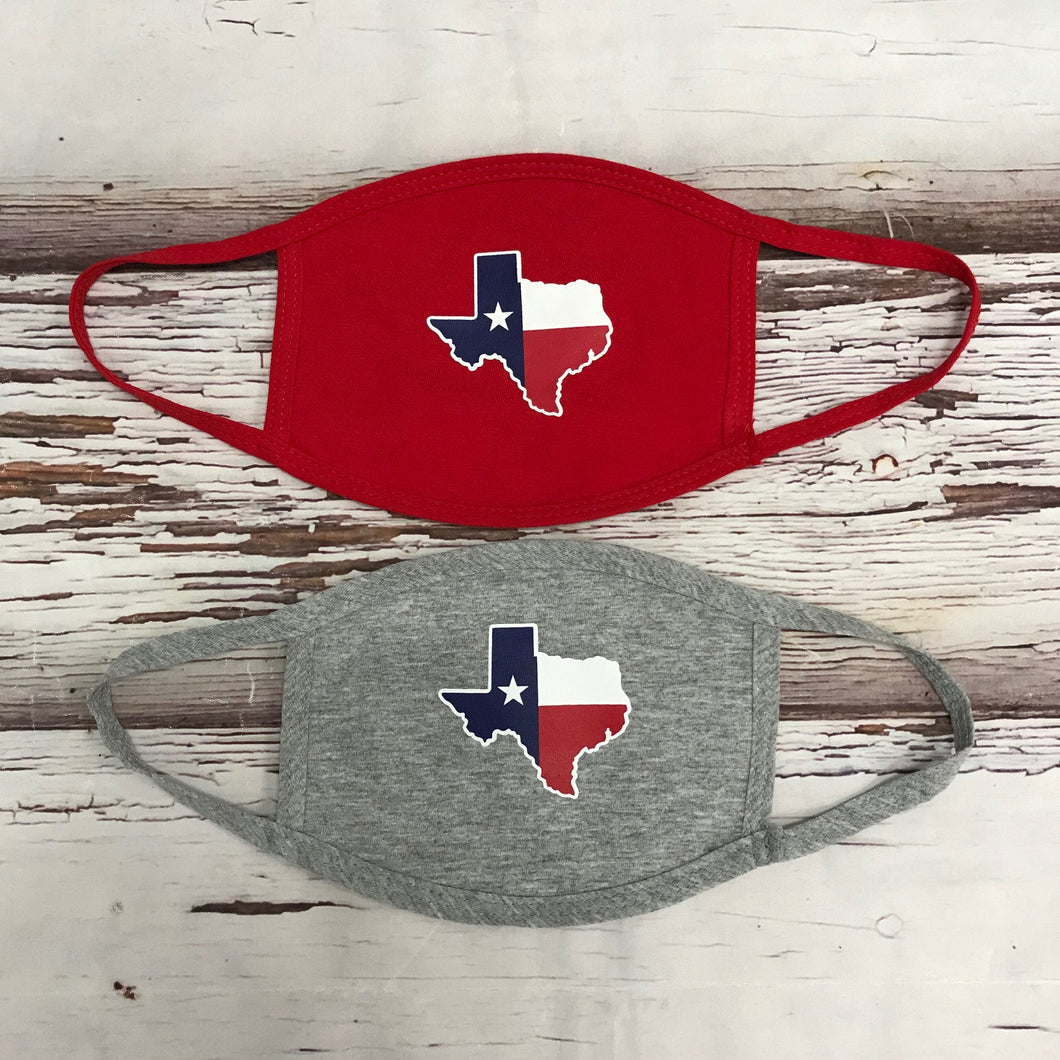 State of Texas Protective Mask