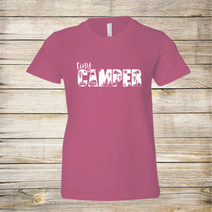 Tiny Camper Youth Tee