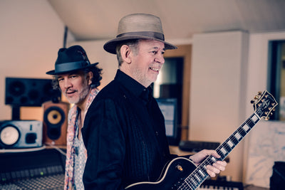 Phil Manzanera and Lucho Brieva
