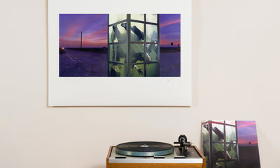 Scale photo of Strawbs Deadlines art print by Hipgnosis