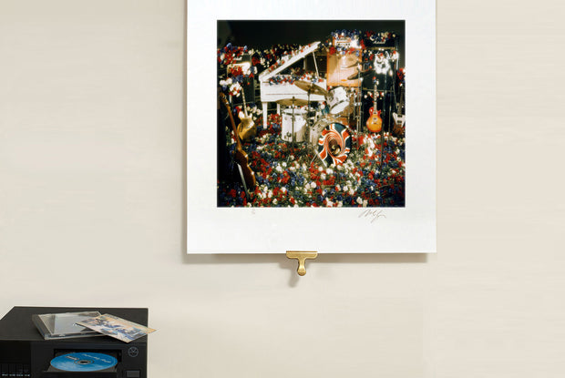 Scale photo of Oasis Don't Look Back In Anger print by Michael Spencer Jones