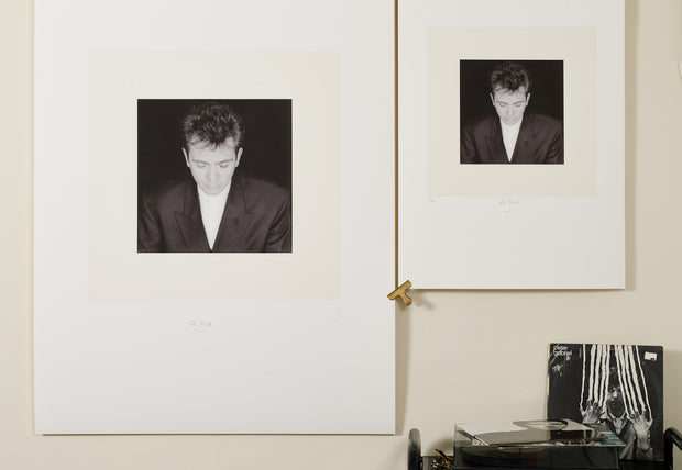 Scale photo of Peter Gabriel Shaking The Tree art print by Robert Mapplethorpe