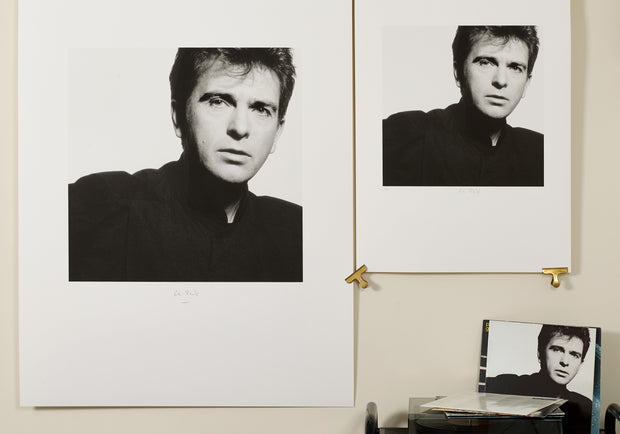 Scale photo of Peter Gabriel So art print by Trevor Key
