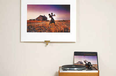 Scale Photo of Pink Floyd Dance Songs inkjet print by Hipgnosis