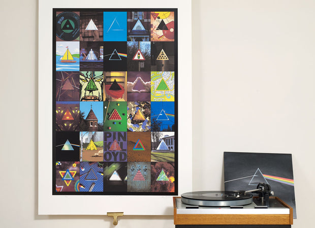 Scale photo of Storm Thorgerson album art print