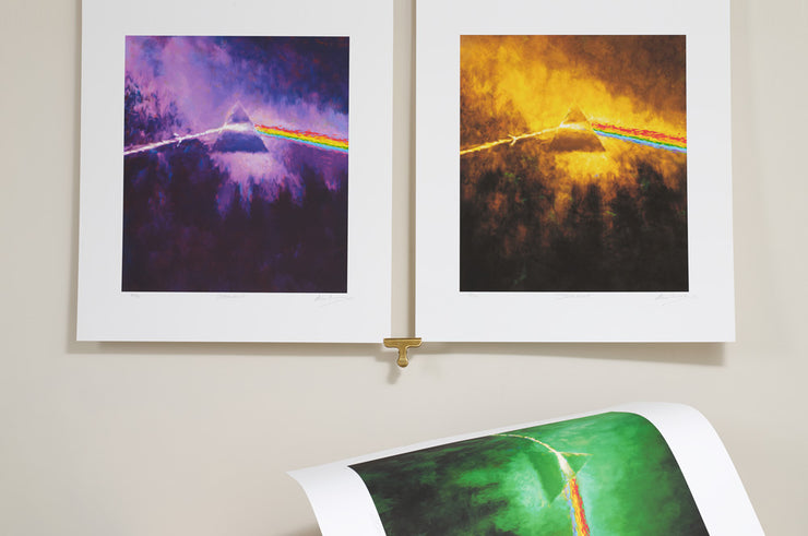Scale photo of Scale photo of Storm Thorgerson album art prints