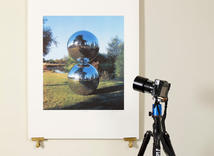 Scale Photo of Pink Floyd Interstellar by Storm Thorgerson inkjet print
