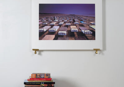Scale photo of Pink Floyd Momentary Lapse of Reason limited edition inkjet print
