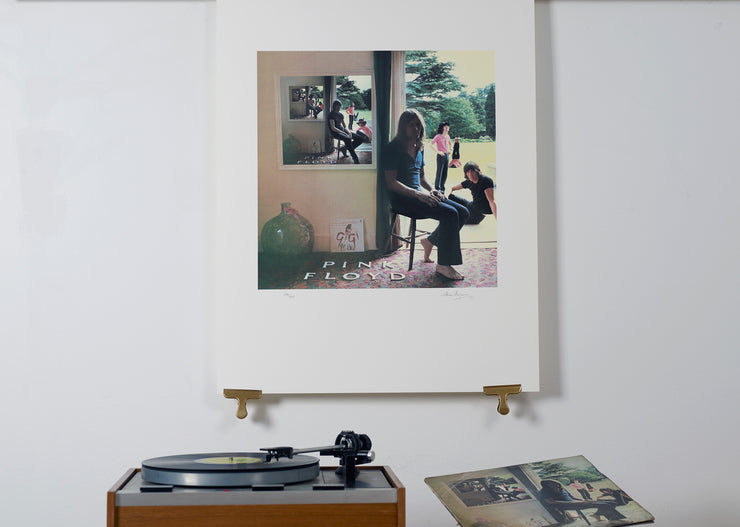 Scale photo of Pink Floyd Ummagumma art print by Hipgnosis
