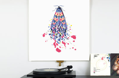 Scale photo of Talk Talk Give It Up art print by James Marsh