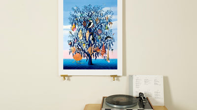 Scale photo of Talk Talk Spirit of Eden art print by James Marsh