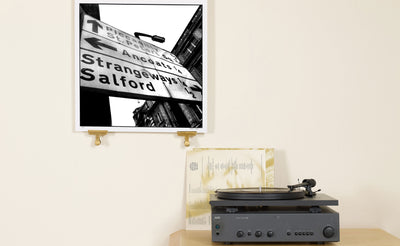 Scale photo of The Smiths Strangelways Here We Come photographic print