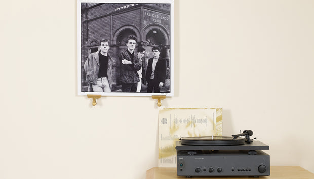 Scale photo of The Smiths The Queen is Dead art print by Stephen Wright