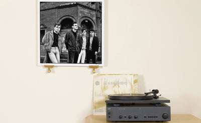 Scale photo of The Smiths Queen Is Dead Salford Lads Club photographic print