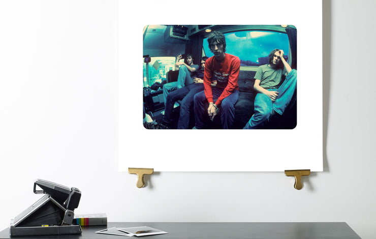 Scale Photo of The Verve A Northern Soul inkjet print by Scarlett Page