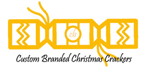 Custom Branded Christmas Crackers LOGO