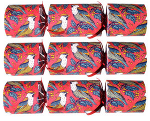 "Corporate Christmas Crackers - ""Christmas Birds"""