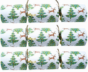 Corporate Christmas Crackers - Deer in the woods