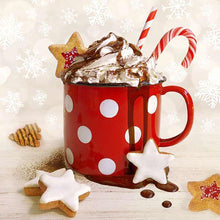 "Load image into Gallery viewer, Corporate Party Napkins - ""Holiday Cocoa"""