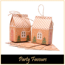 "Load image into Gallery viewer, Party Favours for Corporate Events - ""Gingerbread House"""