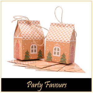 "Party Favours for Corporate Events - ""Gingerbread House"""