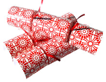 Load image into Gallery viewer, Corporate Christmas Crackers - Red & White