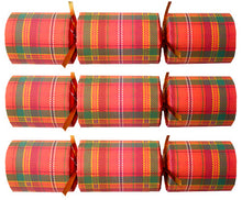 Load image into Gallery viewer, Corporate Christmas Crackers - Holiday Tartan