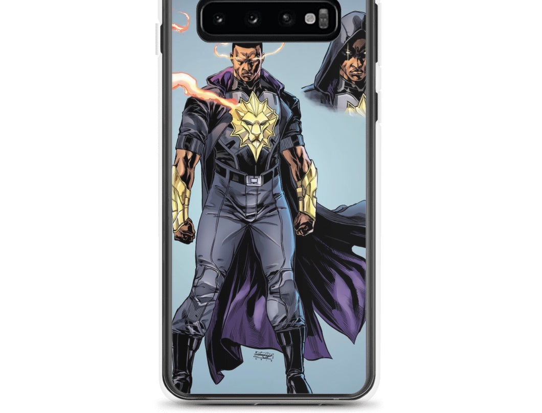 The Watcher Samsung Galaxy S10 Protective Case