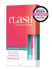 Load image into Gallery viewer, FLash Eyelash Serum - 3 month Suply