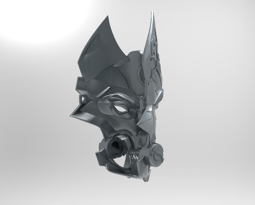 Nightwing Samurai Mask
