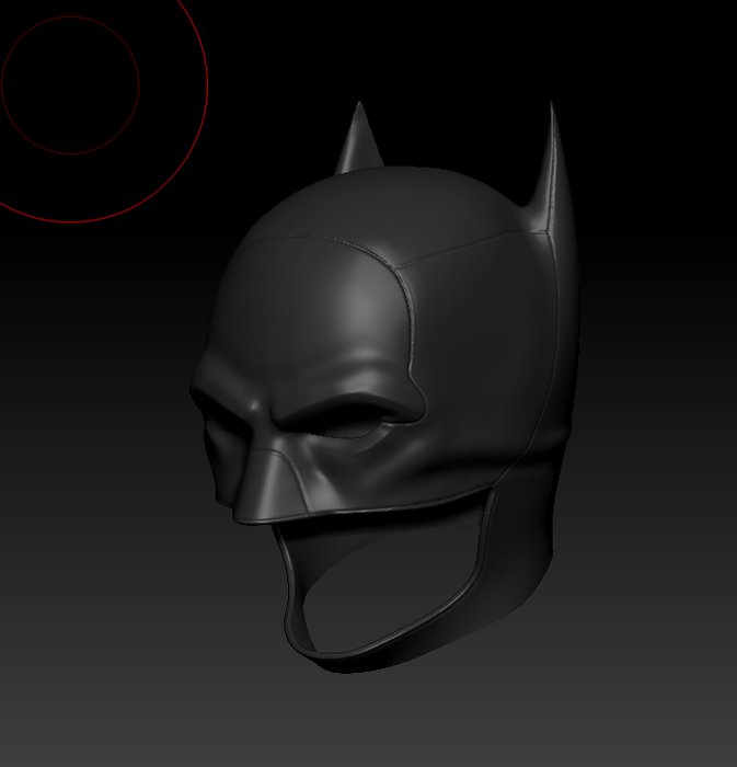 Batman 2021 Cowl