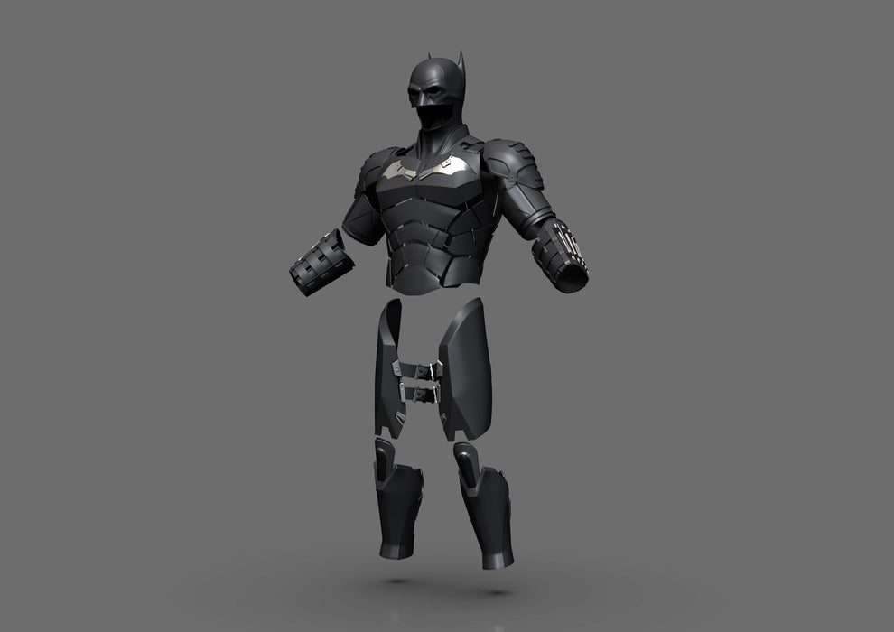 The Batman 2021 Armor STL