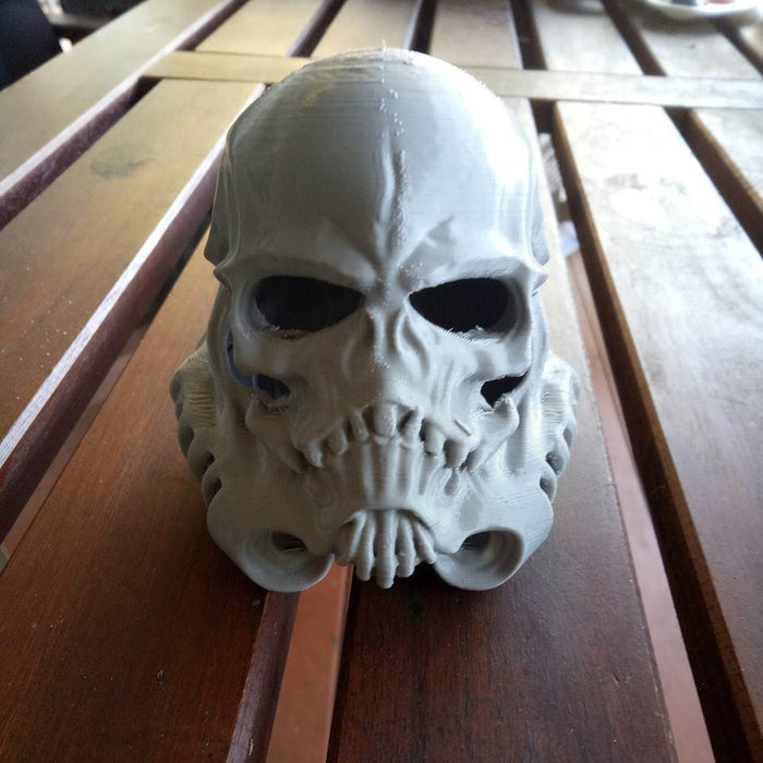 Skull Trooper Helmet