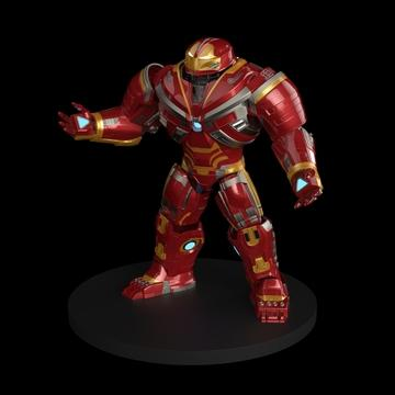 Hulkbuster Iron Man from Infinity War