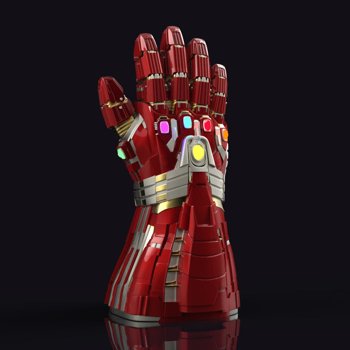 Iron Man Infinity Gauntlet stl Bundle