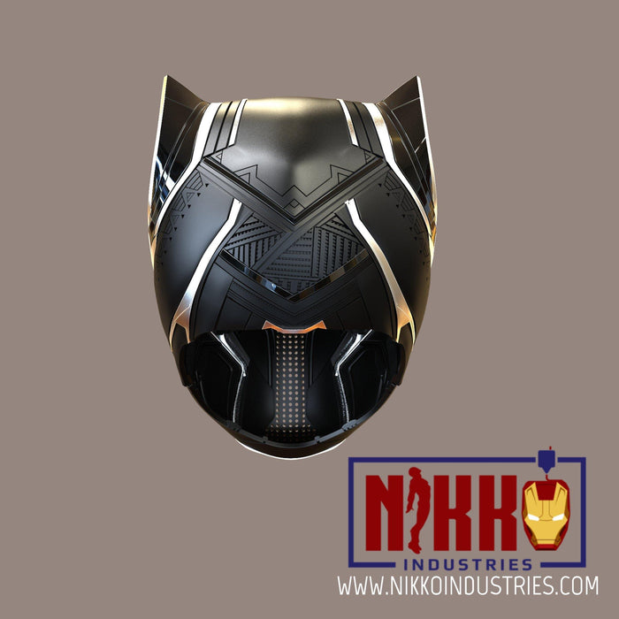 Black Panther Helmet- Civil War Version