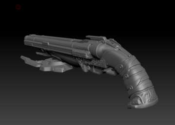Doom Eternal Shotgun STL