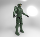 Halo infinite Master Chief Stl