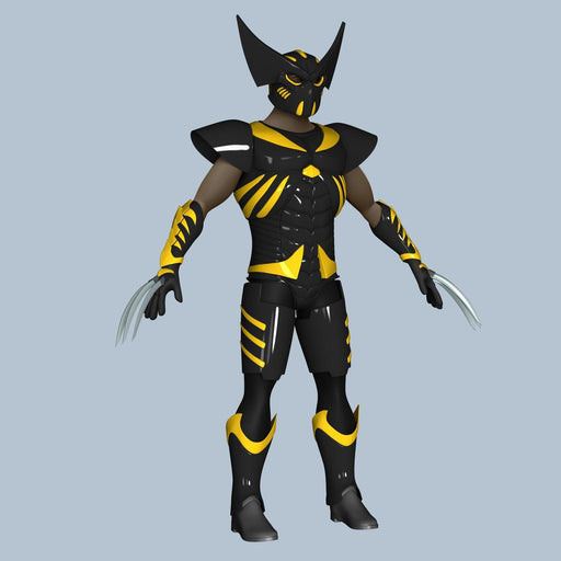 Battle Armor Wolverine