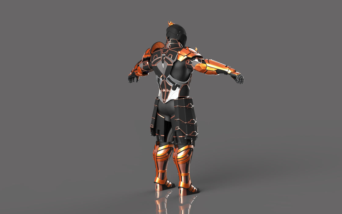 DeathStroke Knight of the Rising Sun