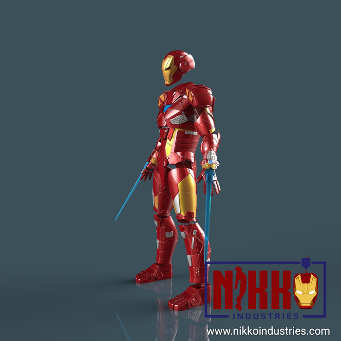 Iron Man Re: Edit New Century
