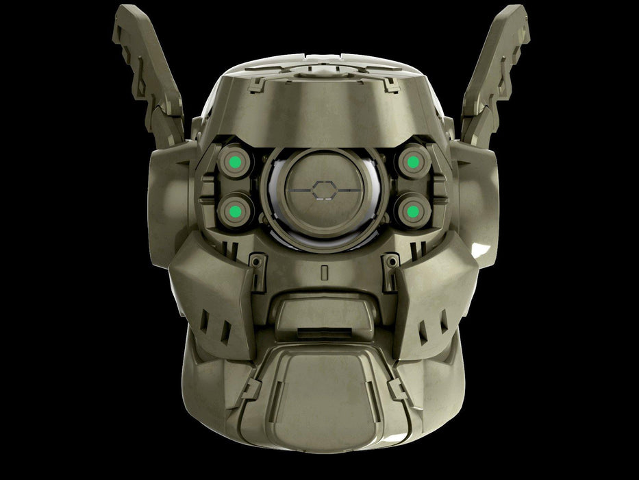 Briareos Hecatonchires Appleseed Alpha Full Armor STL