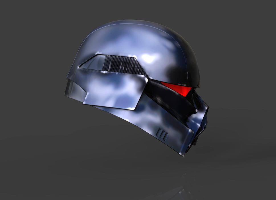 Dark Trooper Helmet STL