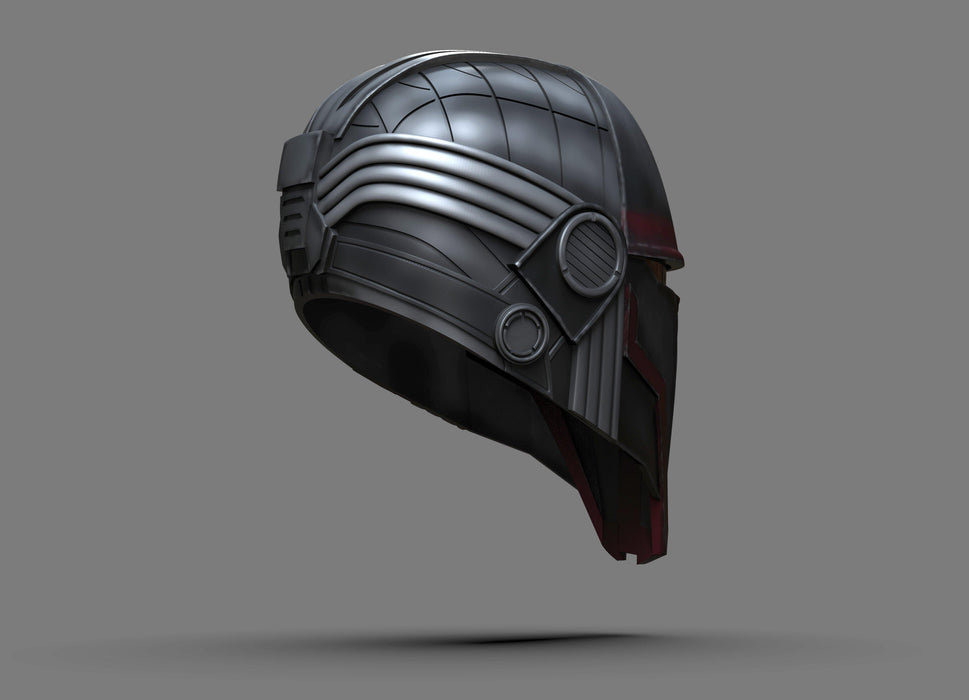 Darth Revan Helmet STL